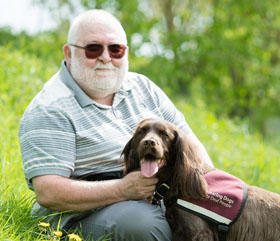 partnership hearing dogs for deaf people