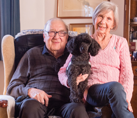 hearing dog appeal
