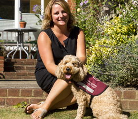 hearing dog cockapoo