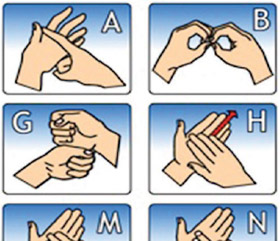 Learn some BSL for Deaf Awareness Week