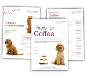 Paws for coffee download pack