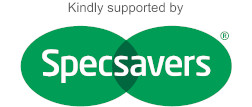 Supported by Specsavers audiologists