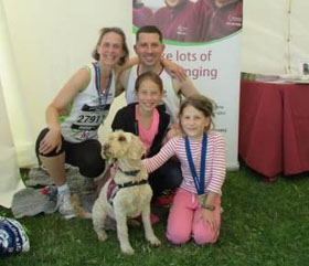 Great North Run - A Real Family Affair