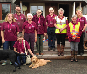 Hearing dogs for deaf people volunteering yorkshire