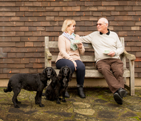 Why we're remembering Hearing Dogs in our Wills