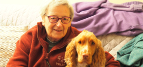 volunteer hearing dogs