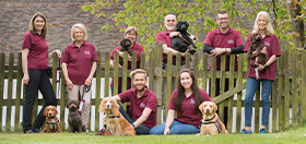 Hearing Dogs volunteers