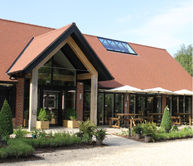 The Grange Restaurant and Gift Shop buckinghamshire