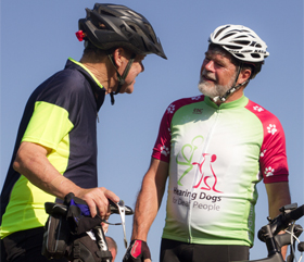 hearing dogs tv sportive