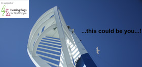 Spinnaker Tower Abseil