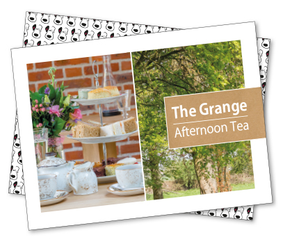 Grange Sparkling Afternoon Tea Gift Card