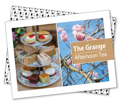 The Grange Classic Afternoon Tea Gift Card