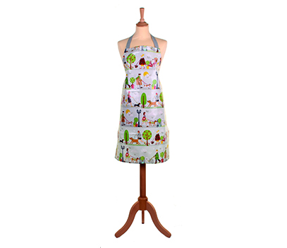 Walkies cotton apron