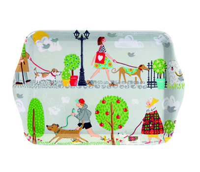 Walkies Large Tray