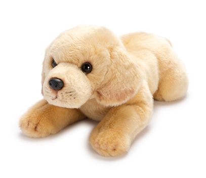 Large Yellow Labrador Soft Toy